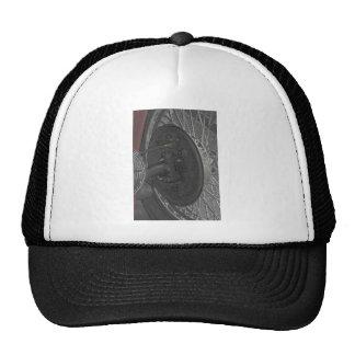 Spoked Wheel Trucker Hat