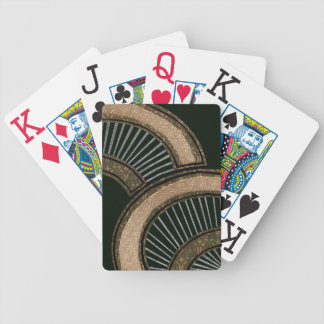 spokes bicycle playing cards