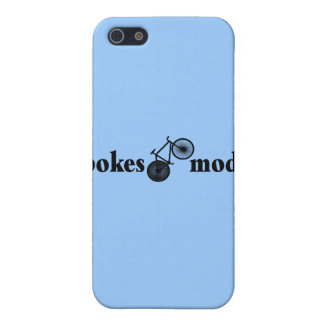 Spokes Model with Bicycle Case For iPhone 5