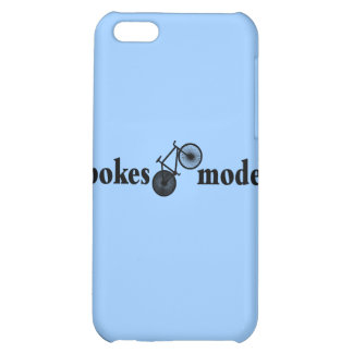Spokes Model with Bicycle Case For iPhone 5C