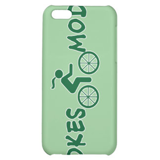 SPOKESMODEL Punny Ladies Cycling iPhone 5C Cases