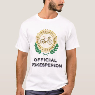 SPOKESPERSON_TSHIRT T-Shirt