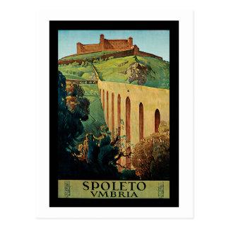 Spoleto ~ Umbria Postcard