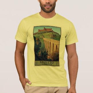 Spoleto, Umbria T-Shirt