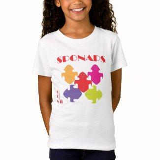 Sponaps Gen II--Connect Through Love! shirt