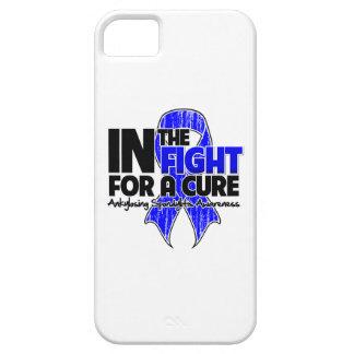 Spondylitis Ankylosing en la lucha para una iPhone 5 Case-Mate Coberturas