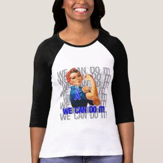 Spondylitis Ankylosing Rosie PODEMOS HACERLO Camiseta