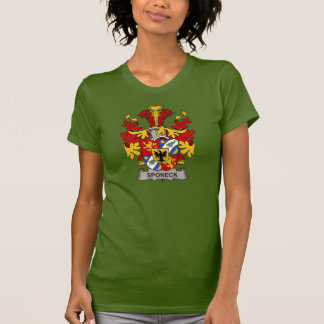 Sponeck Family Crest Tee Shirts