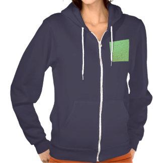 sponge,aqua hooded sweatshirts