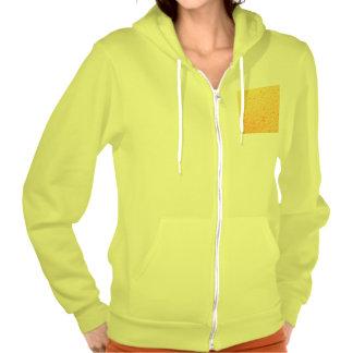 sponge,beige hoodies
