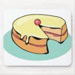 Sponge Cake Mouse Pad