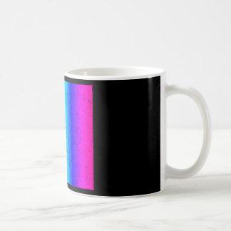 Sponge Dab Rainbow Coffee Mug