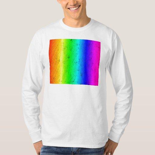 Sponge Dab Rainbow T-shirts