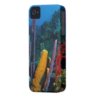 Sponge Garden Case-Mate iPhone 4 Case