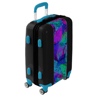 Sponge Splotch Luggage