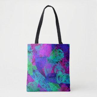 Sponge Splotch Tote Bag