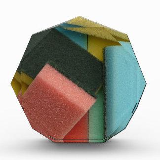 Sponge - WOWCOCO Acrylic Award