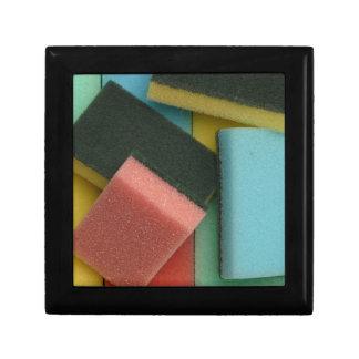 Sponge - WOWCOCO Jewelry Box