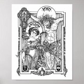 Sponsa Christi Poster