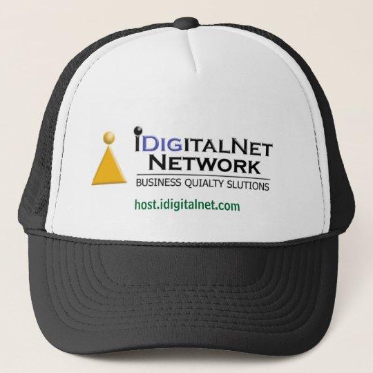 Sponser IDigitalNet Business Hosting Trucker Hat