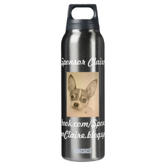 Sponsor Claire 16 Oz Insulated SIGG Thermos Water Bottle