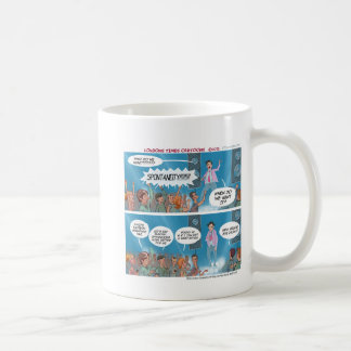 Spontaneity Coach Funny Coffee Mug