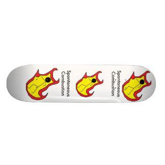 Spontaneous Combustion board Skate Board