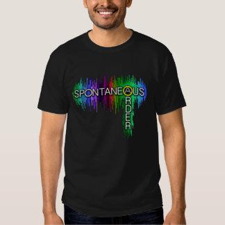 Spontaneous Order 2 T Shirt