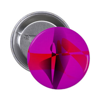 Spontaneous Purple Abstract Digital Image Button
