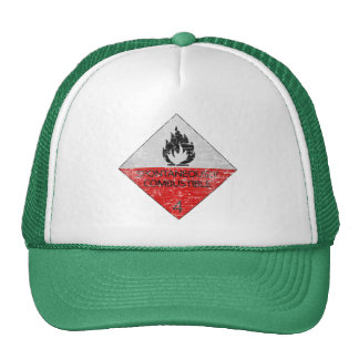 Spontaneously Combustible Hat