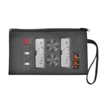 Spoof amplifier wristlet