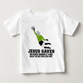Spoof atheist Jesus saves T Shirt