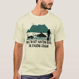Spoof cougar hunter T-Shirt