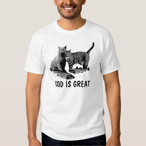 Spoof religious T-Shirt