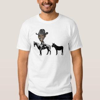 Spoof Sheriff Obama-anti Obama T Shirt