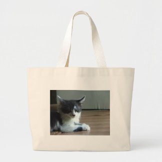 Spook 2 Make my Day!!! Large Tote Bag