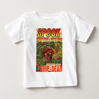 Spook Comic Book Baby T-Shirt