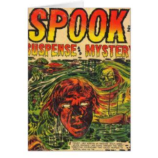 Spook Comic Book Card