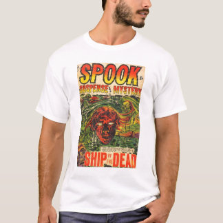 Spook Comic Book T-Shirt