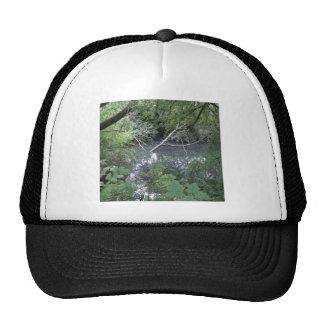 Spook pond trucker hat