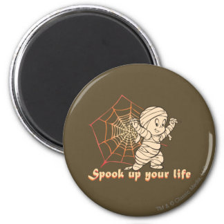 Spook Up Your Life Refrigerator Magnet