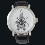 """Spook with F4 Wristwatch<br><div class=""""desc"""">Our spooky little buddy with his favourite background.</div>"""
