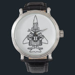 "Spook with F4 Wristwatch<br><div class=""desc"">Our spooky little buddy with his favourite background.</div>"
