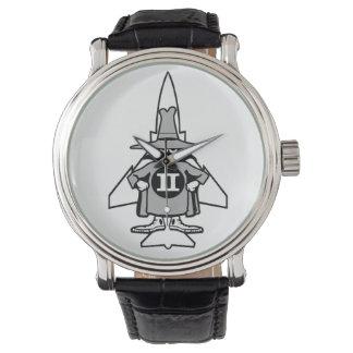 Spook with F4 Wristwatch