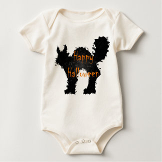 Spooked Baby Clothes Baby Bodysuit