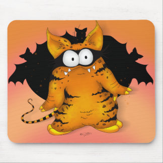 SPOOKEE PET ALIEN MONSTER CARTOON MOUSE PAD