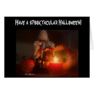 Spooktacular ! card