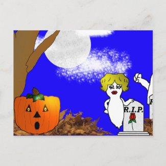 Spooktacular Halloween Card