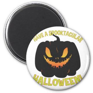 Spooktacular Halloween Magnet