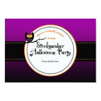 Spooktacular Halloween Party Invites